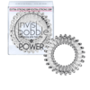 Invisibobble 3 Extra Strong Hair Rings – Crystal Clear