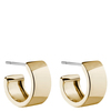 Snö of Sweden Carrie Small Earring Plain Gold 13mm