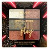 NYX Professional Makeup Love Lust Disco Foil Play Pigment Palette Get Down 6x1,5g
