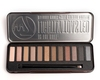 W7 Cosmetics Eye Colour Palette In The Buff: Lightly Toasted