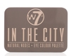 W7 Cosmetics Eye Colour Palette In The City