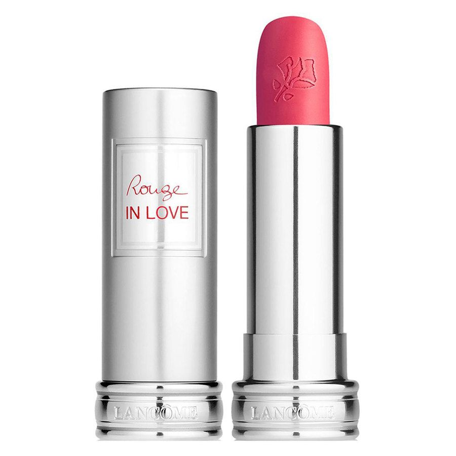 Lancôme Rouge in Love Lipstick – 340B Rose Boudoir