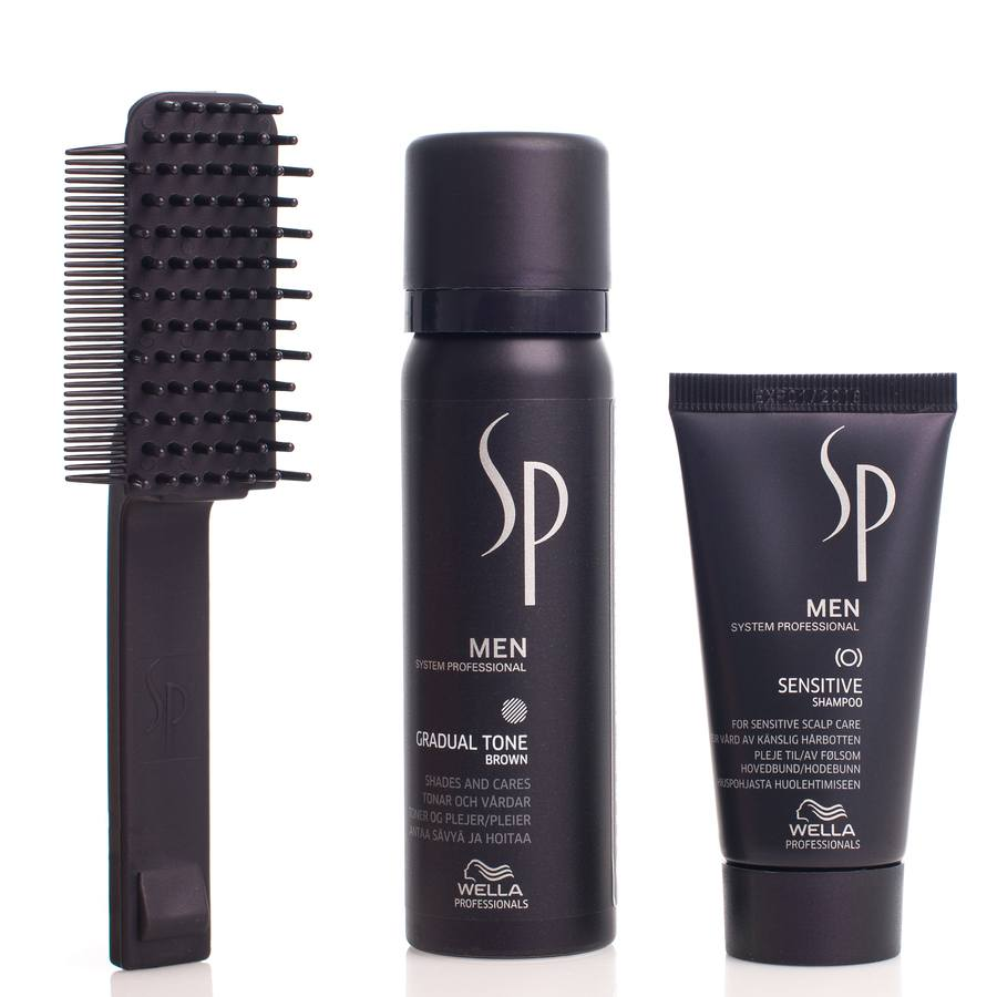 Wella SP Men Gradual Tone – Brown 60 ml + 30 ml