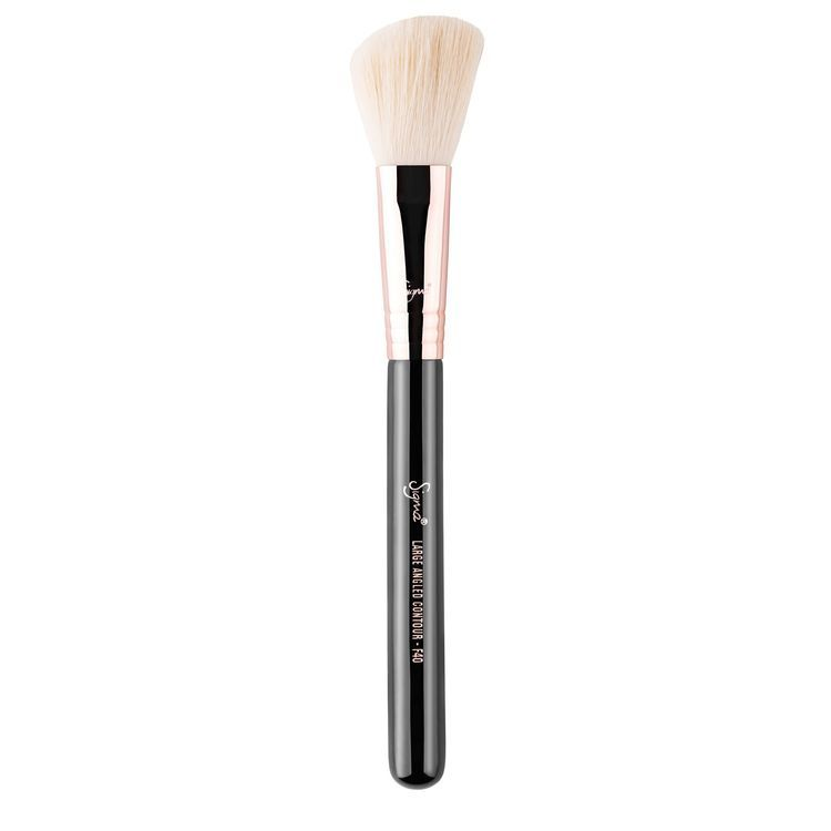 Sigma F40 Large Angled Contour Brush - Copper