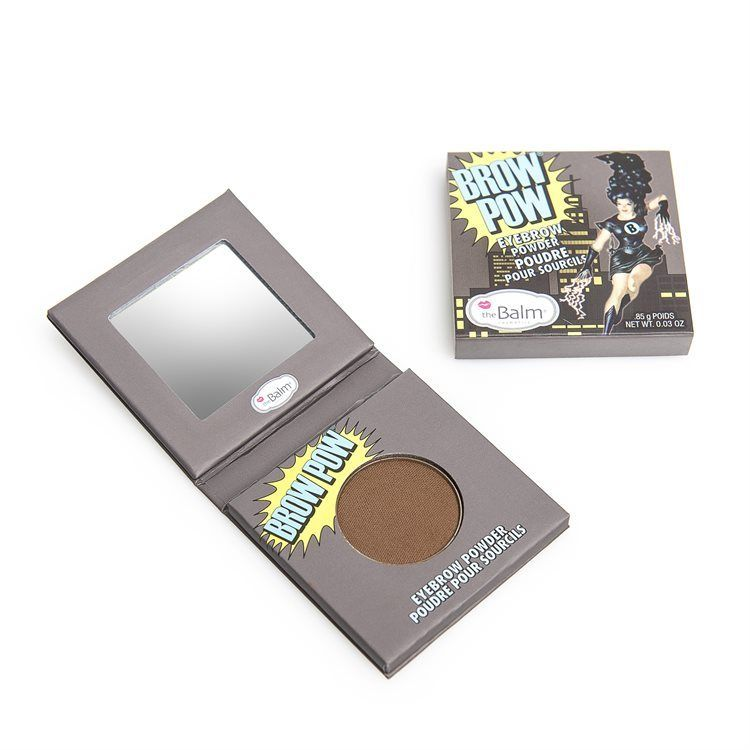 theBalm BrowPow Eyebrow Powder – Light Brown