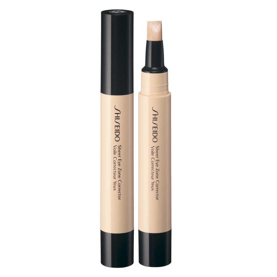 Shiseido Sheer Eye Zone Corrector 3,8 g - 106 Warm Beige