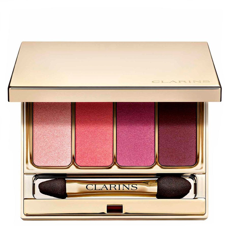 Clarins 4-Colour Eye Palette 7 g – 07 Lovely Rose