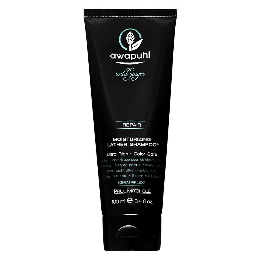 Paul Mitchell Awapuhi Wild Ginger Moisturizing Lather Shampoo 100 ml