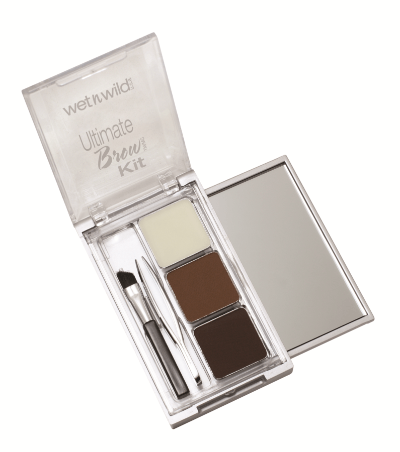 Wet n Wild Ultimate Brow Kit – Ash Brown 2,5g
