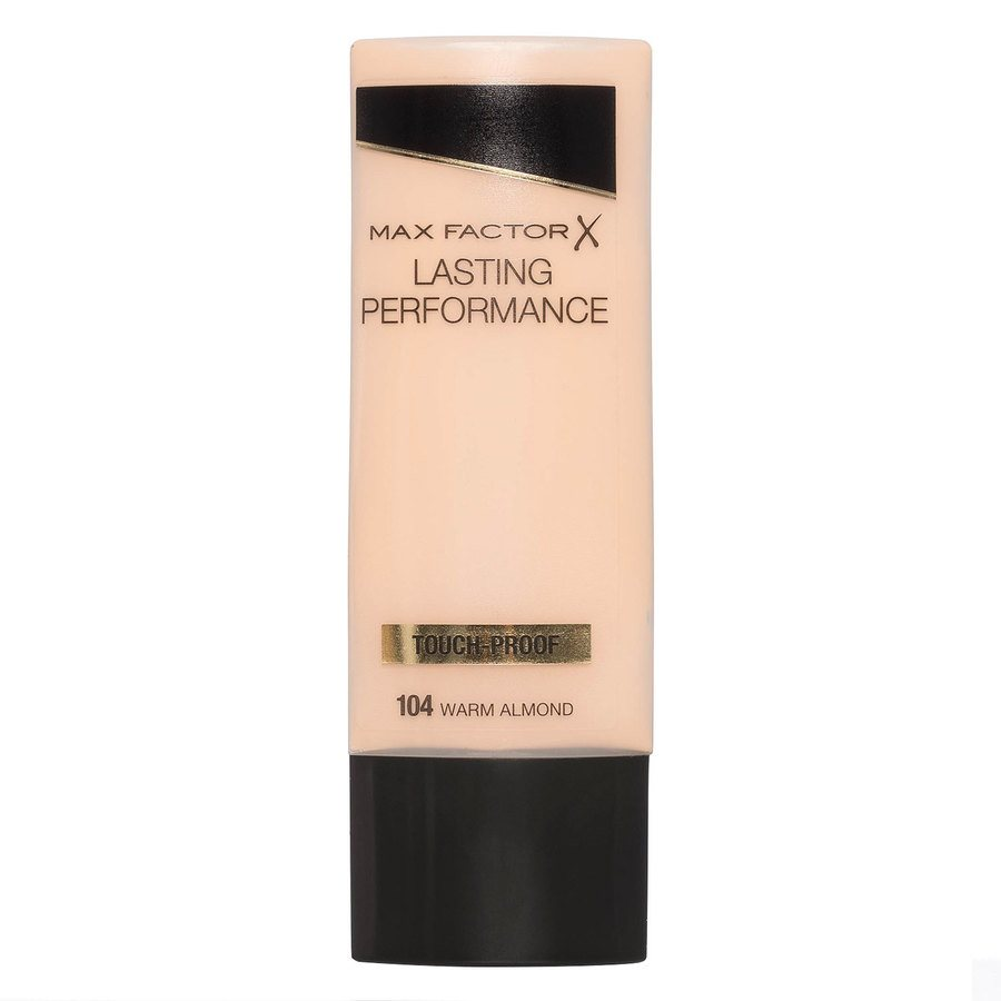 Max Factor Lasting Performance Foundation 35 ml - 104 Warm Almond