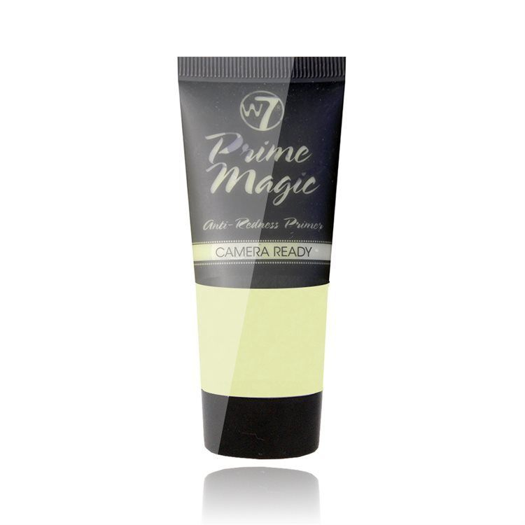 W7 Cosmetics Prime Magic Anti Redness Face Primer 30 ml