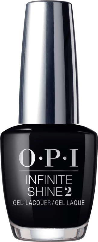 OPI Infinite Shine Black Onyx 15ml