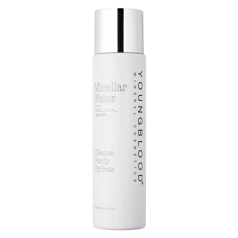 Youngblood Micellar Water With Colloidal Silver