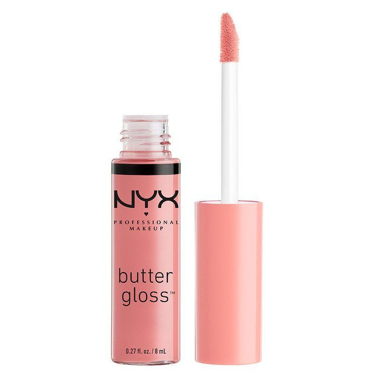 NYX Professional Makeup Butter Gloss – Crème Brulee 6,5g
