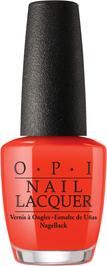 OPI Nail Lacquer – Living On The Bula-vard! NLF81