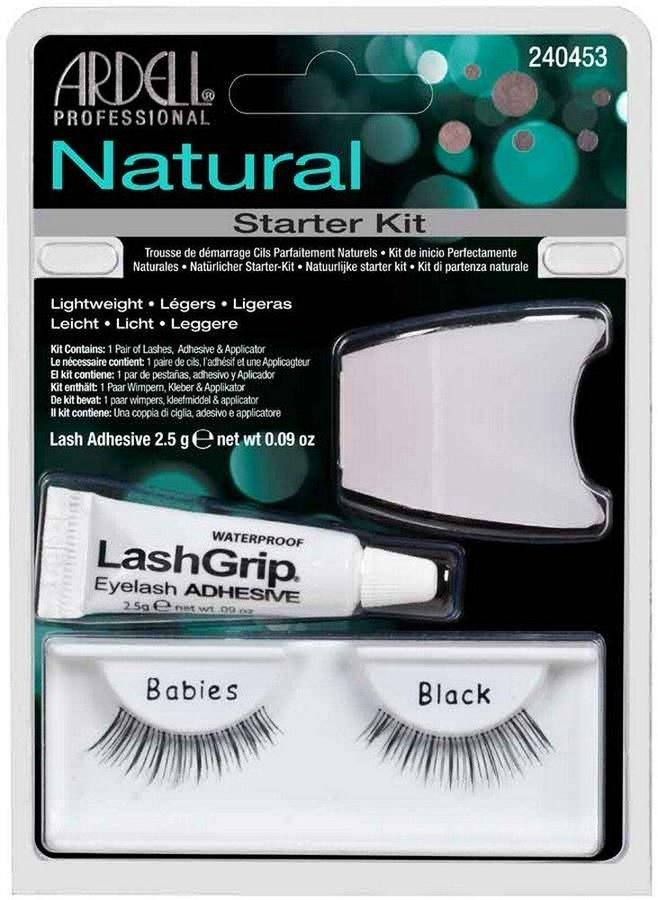 Ardell Natural Fashion Lashes Starter Kit 3