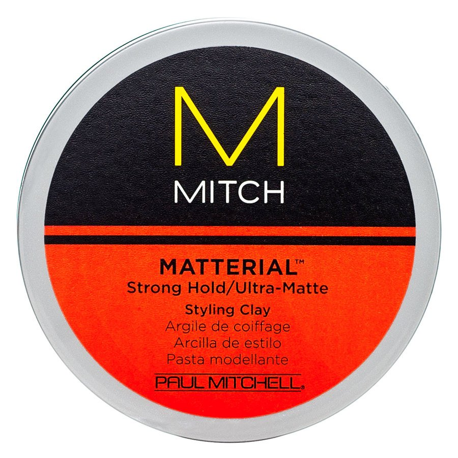 Paul Mitchell Matterial Strong Hold/Ultra-Matte Styling Clay 85 g