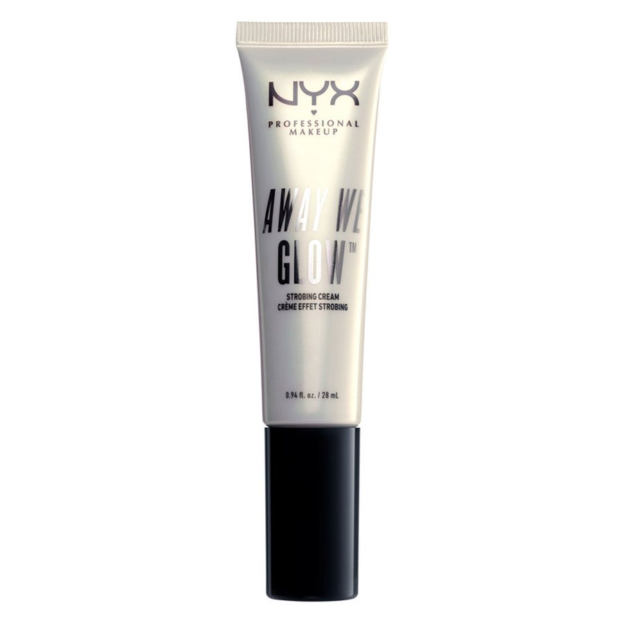 NYX Professional Makeup Away We Glow Strobing Cream 28 ml – Shade 01
