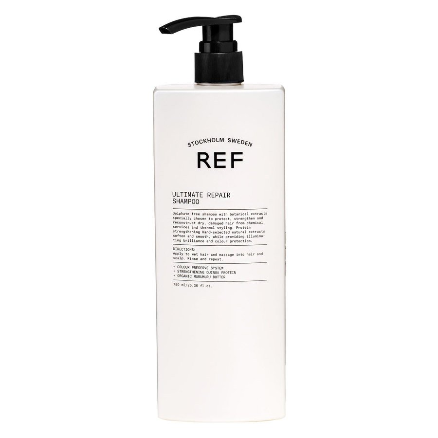REF Ultimate Repair Shampoo 750ml