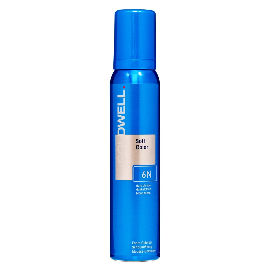 Goldwell Soft Color 125 ml - 6N Dark Blonde