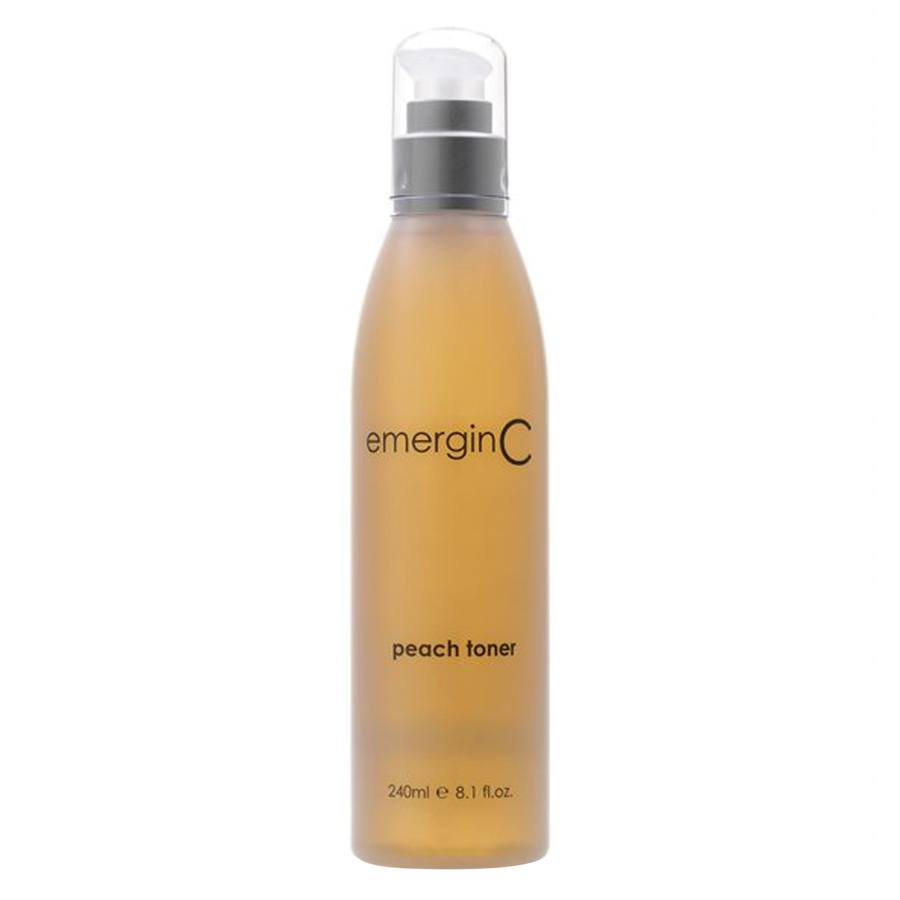 emerginC Peach Toner 240ml
