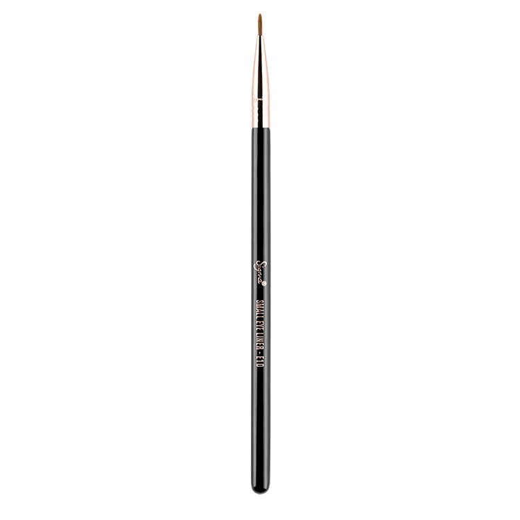 Sigma E10 - Small Eye Liner Brush - Copper