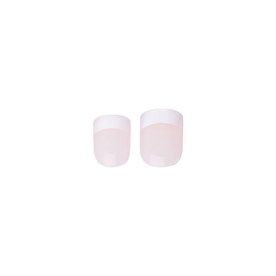 Invogue French Nails - Pink Square