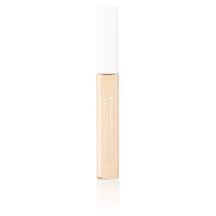 Beauty UK Conceal & Correct Liquid Concealer No. 1 7,5ml
