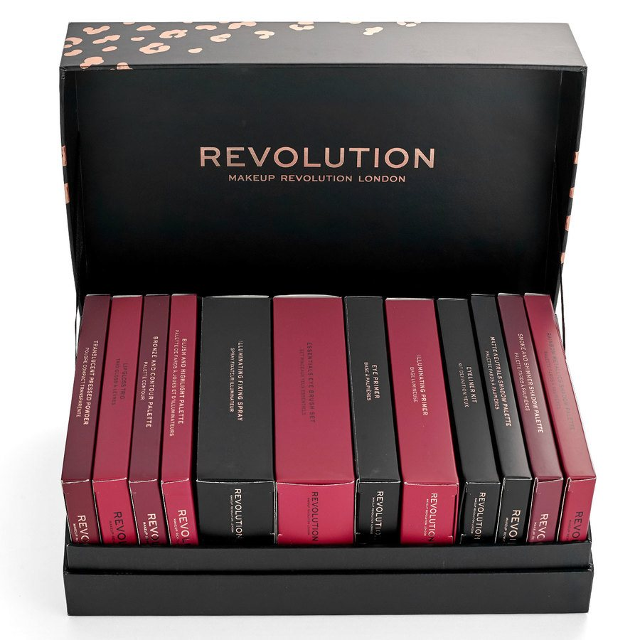 Makeup Revolution 12 Days/Wild About Revolution