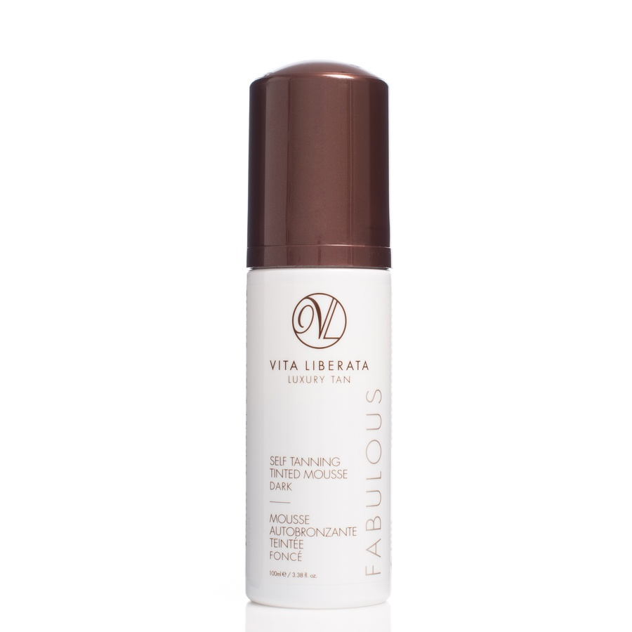 Vita Liberata Self Tanning Mousse 100 ml – Dark