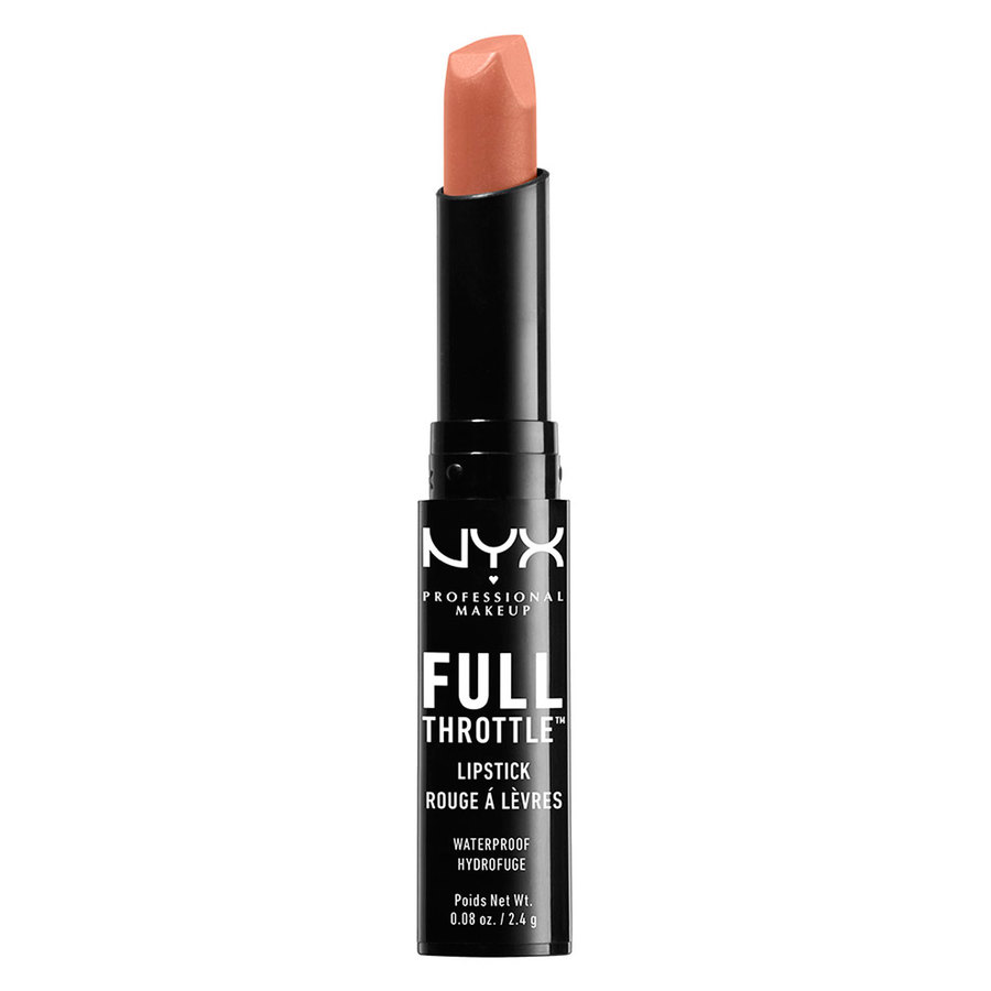 NYX Prof. Makeup Full Throttle Lipstick – Sidekick FTLS07