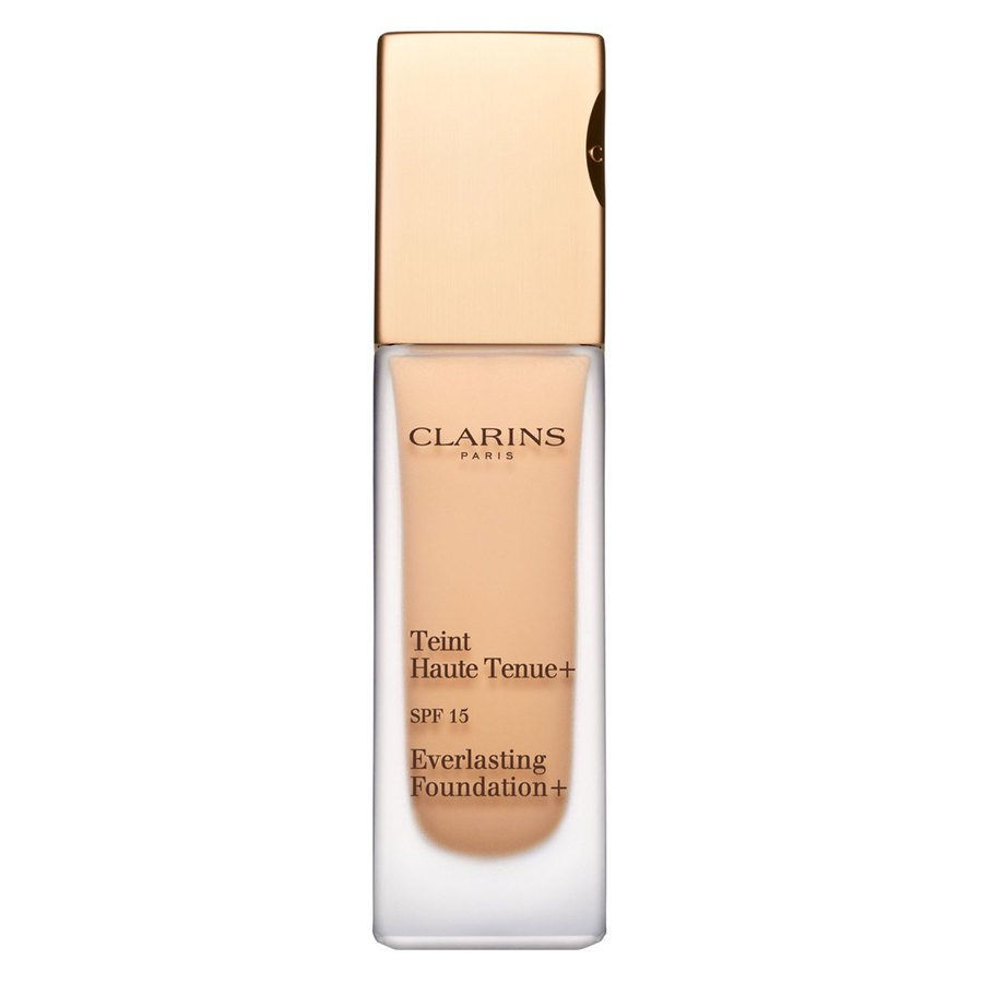 Clarins Everlasting Foundation+ 30 ml – 110 Honey
