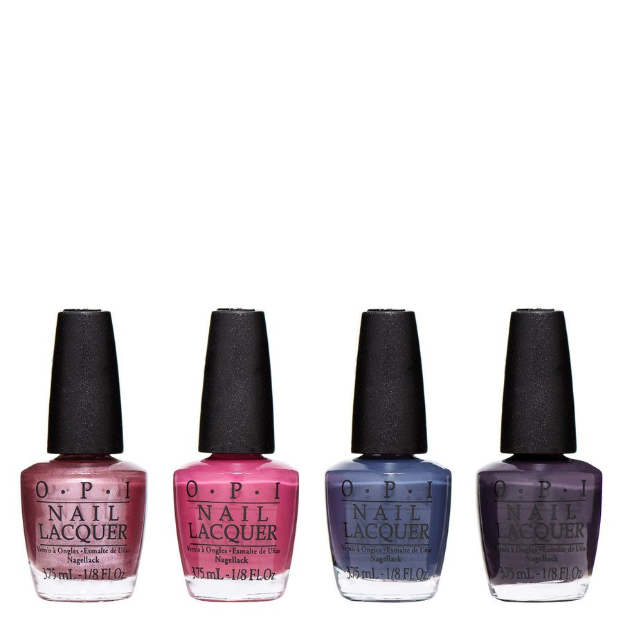 OPI Iceland Collection Nail Lacquer Mini 4-Pack