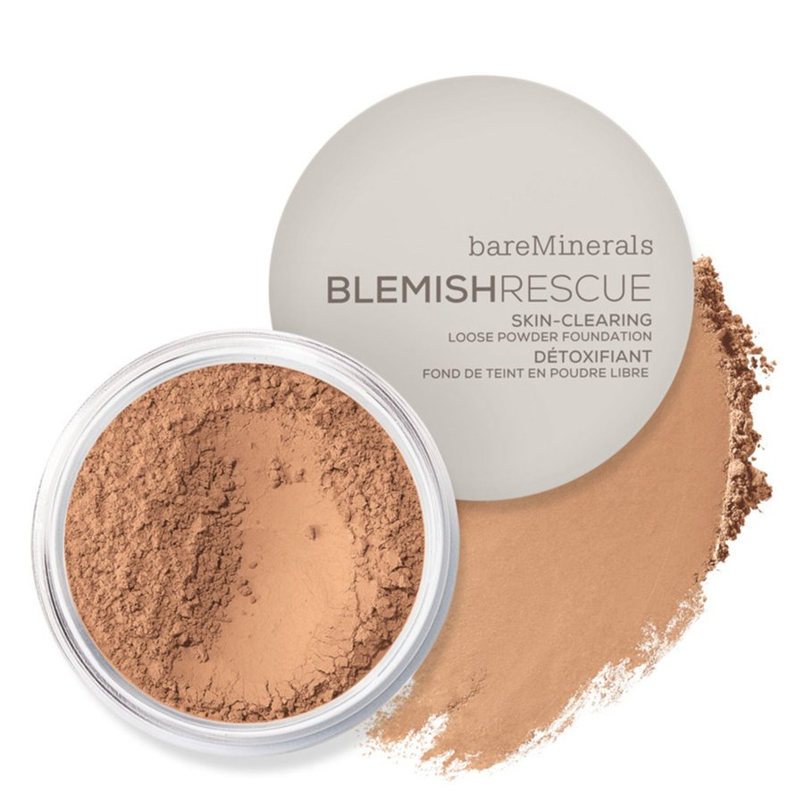 bareMinerals Blemish Rescue Skin Clearing Loose Powder Foundation 8 g - Medium Tan 3.5CN