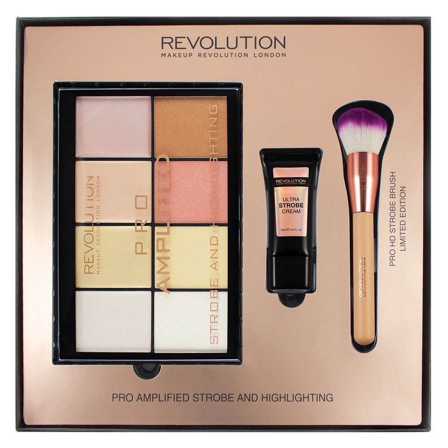 Makeup Revolution Pro Amplified Strobe & Highlighting