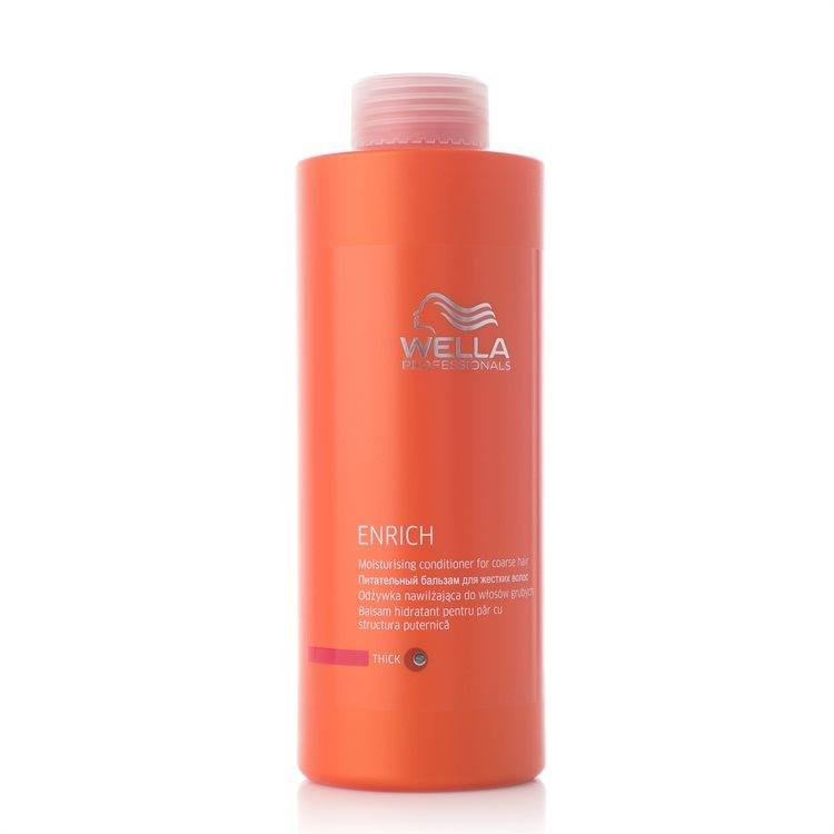 Wella Professionals Enrich Moisturizing Conditioner for Coarse Hair 1 000 ml