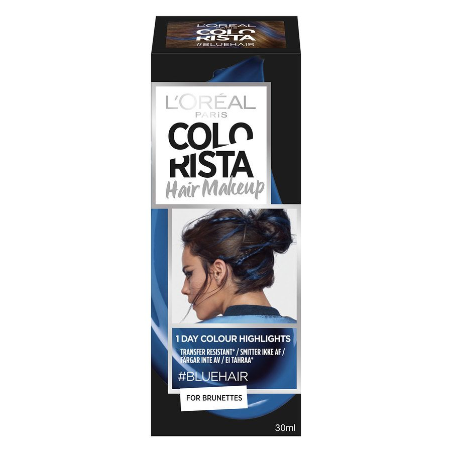 L'Oréal Paris Colorista Hair Makeup - 19 Blue