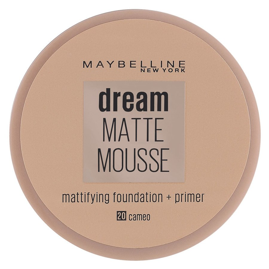 Maybelline Dream Matte Mousse 18 ml – 020 Cameo