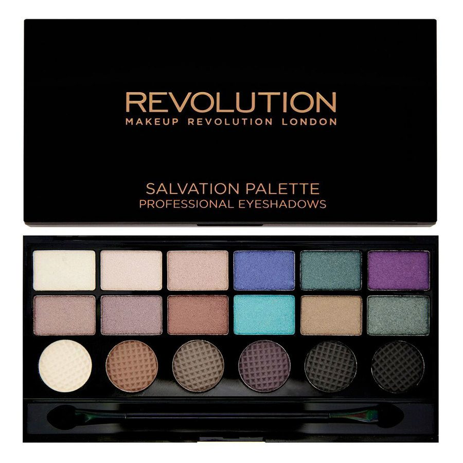 Makeup Revolution Salvation Palette 13g – Welcome To The Pleasuredome
