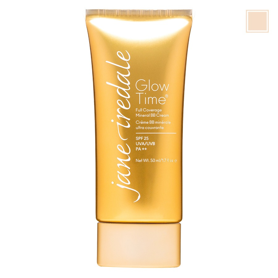 Jane Iredale Glow Time Full Coverage Mineral BB Cream – BB3 (Light) 50ml