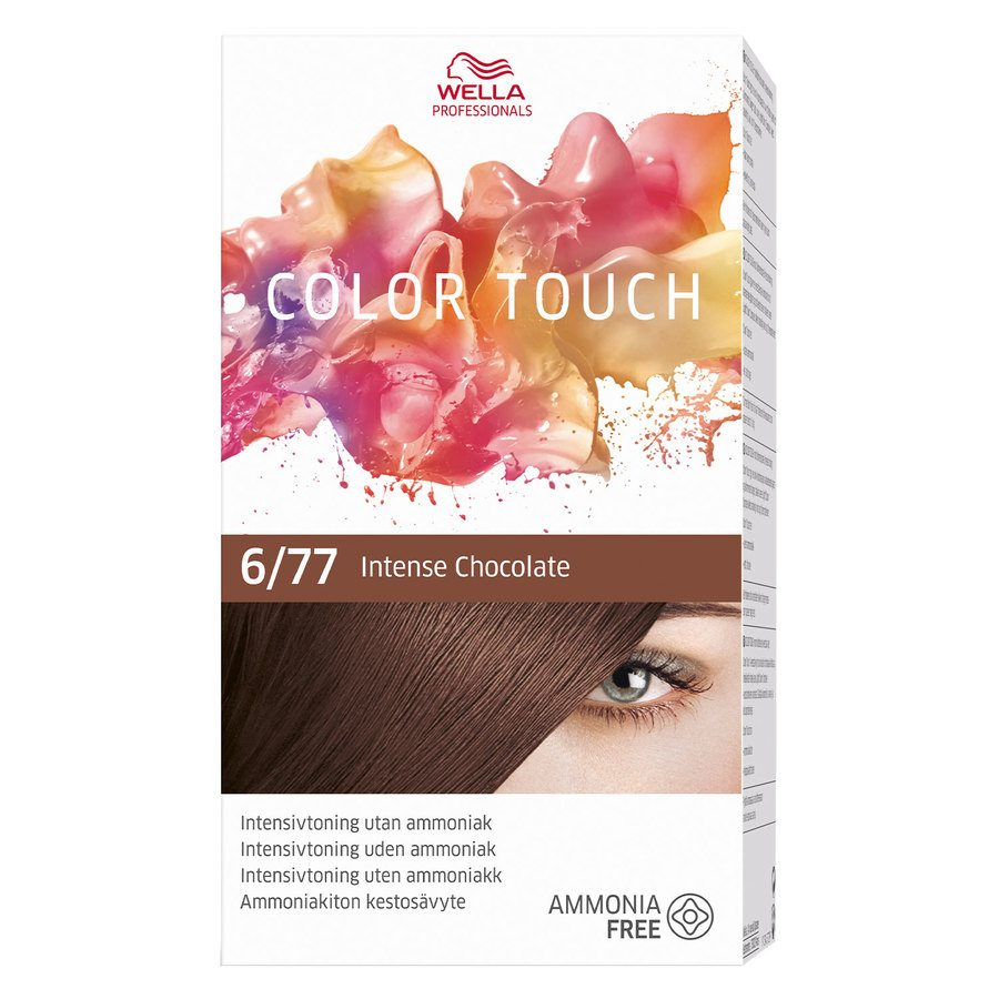 Wella Professionals Color Touch 130 ml – 6/77 Deep Browns