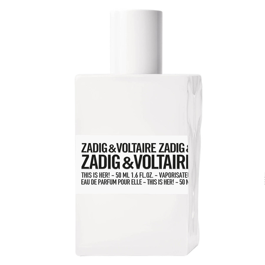 Zadig & Voltaire This Is Her Eau De Parfum 50 ml