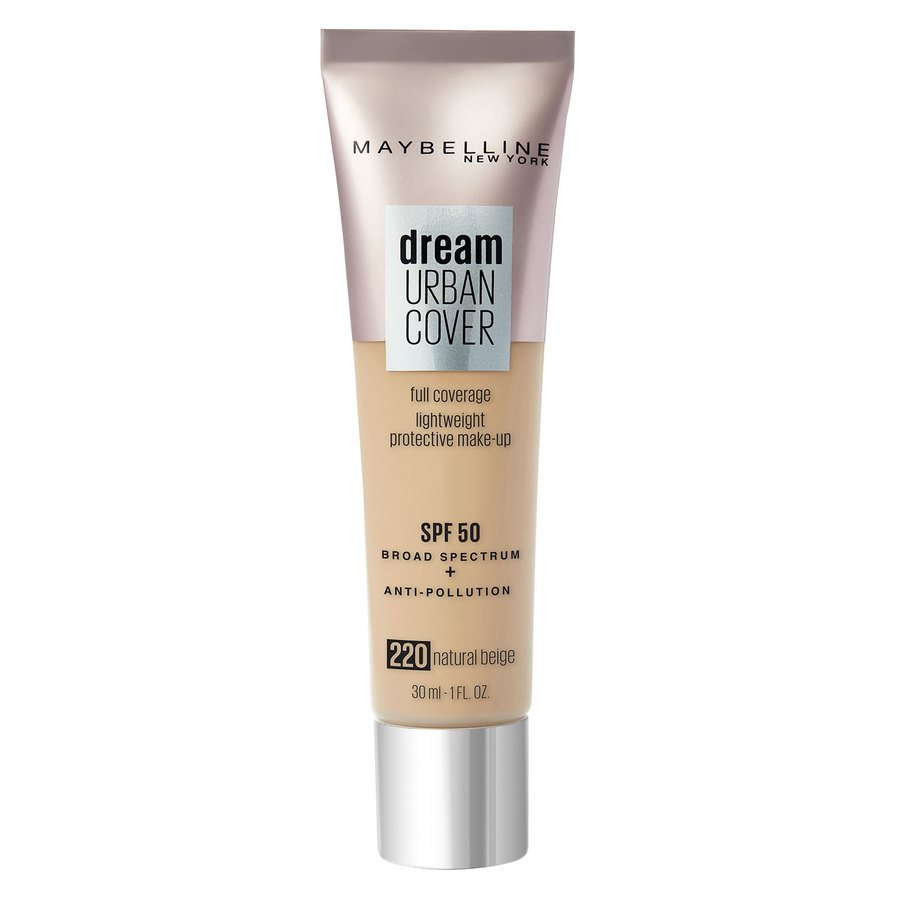 Maybelline Dream Urban Cover 30 ml - #220 Natural Beige