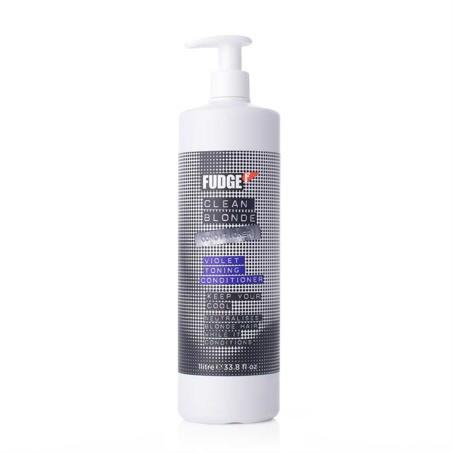 Fudge Clean Blonde Conditioner 1 000 ml