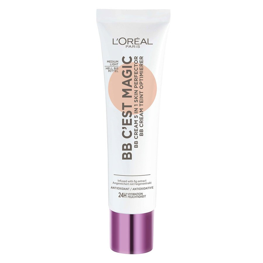 L'Oréal Paris C'est Magique Skin Perfector BB Cream - Medium Light #3