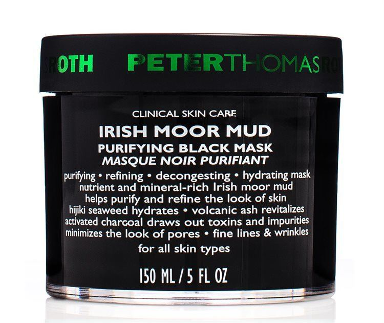Peter Thomas Roth Irish Moor Mud Purifying Black Mask 150 ml