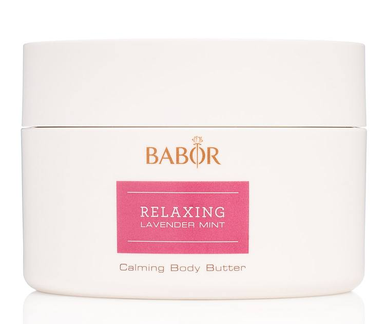 Babor Relaxing Lavender Mint Calming Body Butter 200 ml