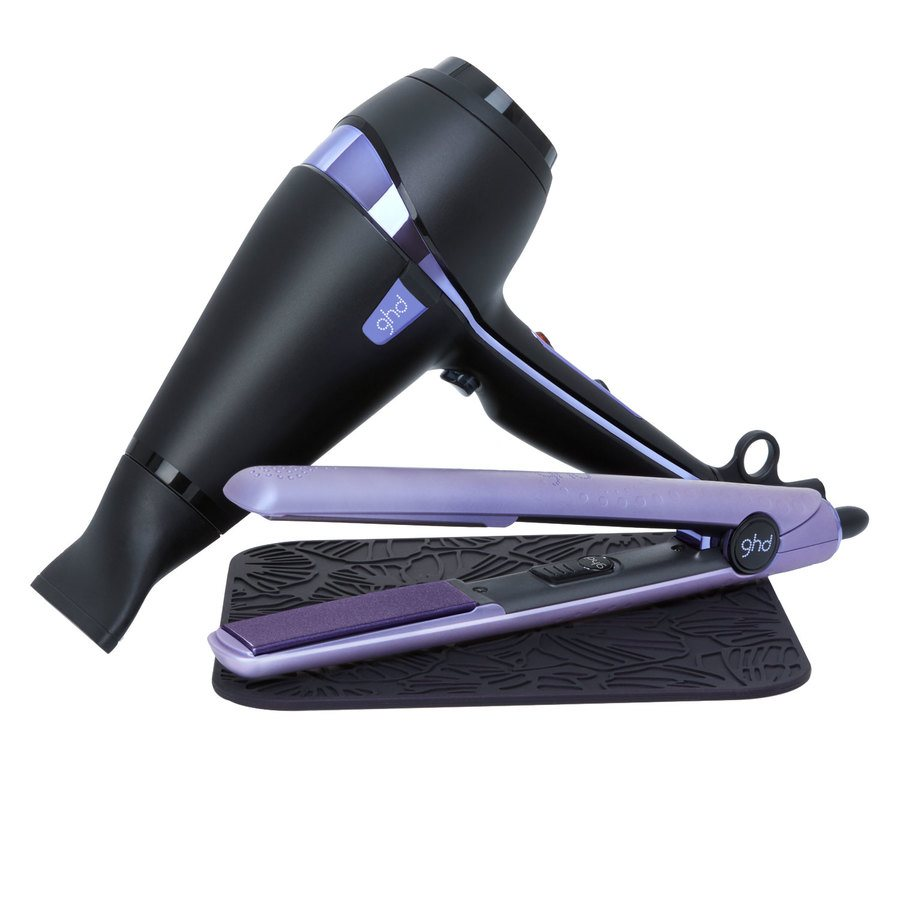 ghd Nocturne Deluxe Air Hair Dryer + Nocturne Gold Styler