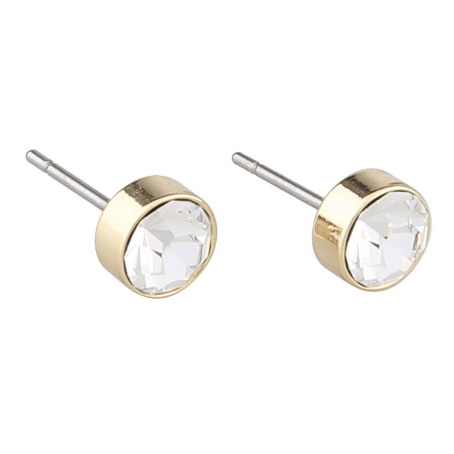 Snö of Sweden Josephine Earring – Gold/Clear