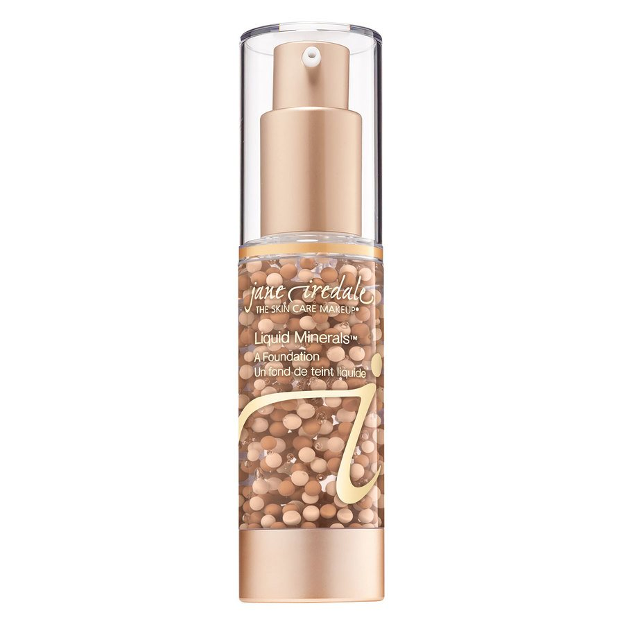 Jane Iredale Liquid Minerals Foundation – Natural 30ml